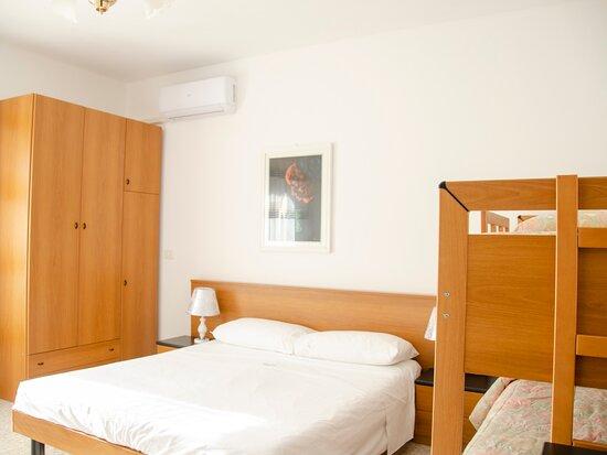Pannaconi, Ιταλία: Le nostre camere