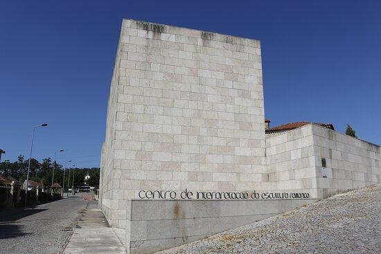 Abragão, Portugal: Centro de Interpretação da Escultura Românica