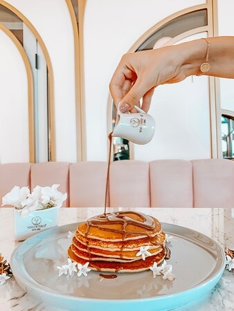 Nutella on your pancakes