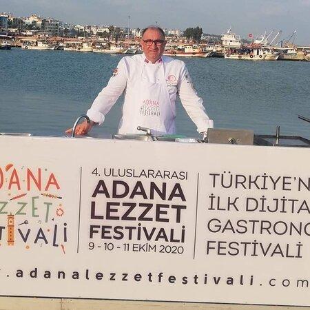 Adana aşçılar ve pastacılar derneği başkanı derviş göçmen