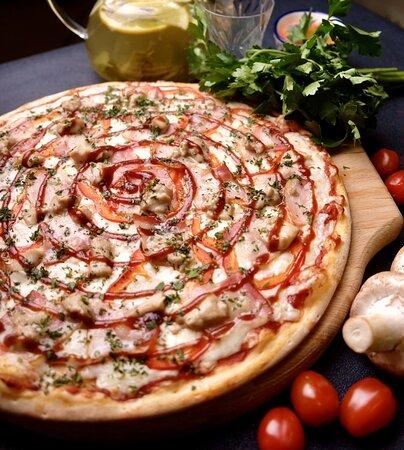 Любая пицца за 400 руб.