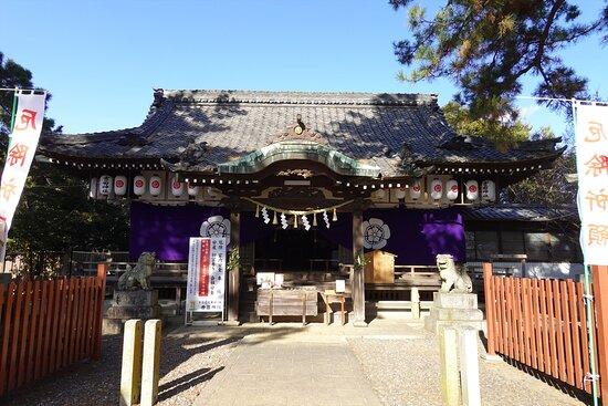 豊橋市・吉田神社