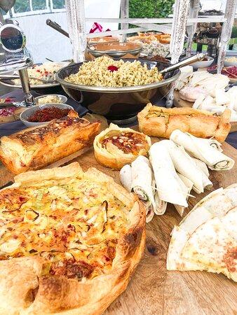 Bellingwolde, เนเธอร์แลนด์: Catering voor een verjaardag