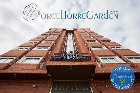Hotel Porcel TorreGarden, hôtels à Madrid
