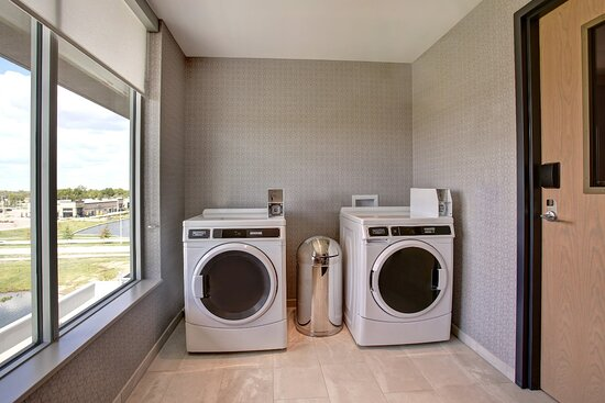 Guest Laundry Room