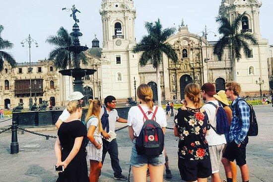 Wandering Peru