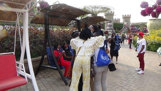 Miracle Garden Tour con entradas y traslados: guest at miracle garden
