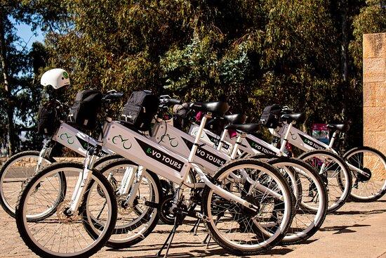 Evo Tours E-Bikes