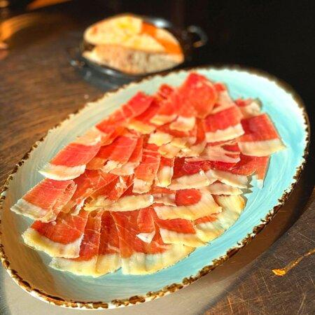 Serrano Ham - Crudo ham aged for two years