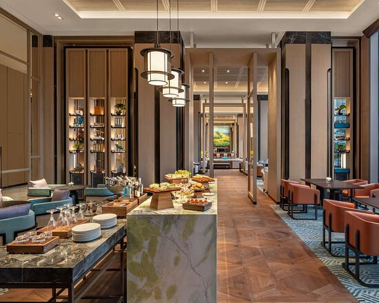 Shangri La Hotel Putian Lobby Lounge
