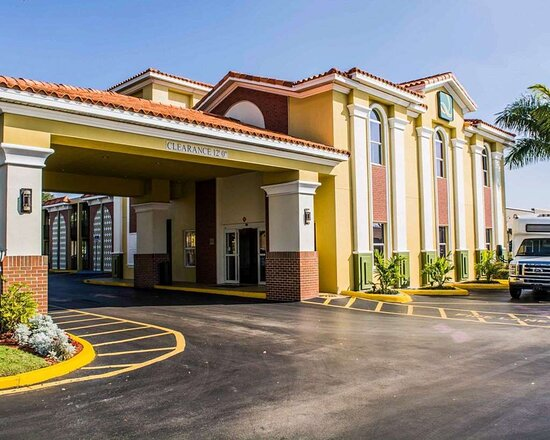 Quality Inn Airport – Cruise Port
