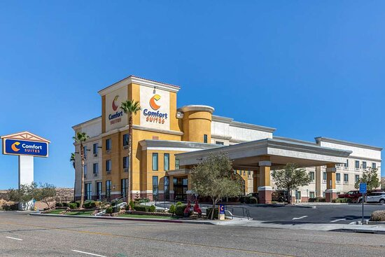 Comfort Suites Barstow Near I-15