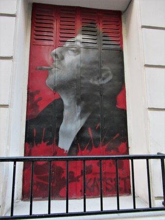 Παρίσι, Γαλλία: Serge Gainsbourg