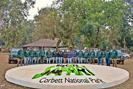 We are a team of highly skilled jeep drivers and naturalist at jim corbett national park. Providing great service to our customers visiting jim corbett.