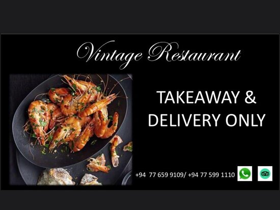We are delighted to announce that we are doing delivery snd takeaway. We heard you and we got the best for you! Call +94 659 9109/ +94 77 599 1110 or Visit Us.