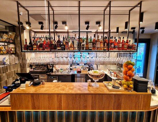 Il nostro bancone bar