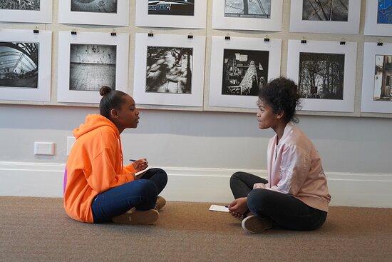 GFI Art Gallery Spring School