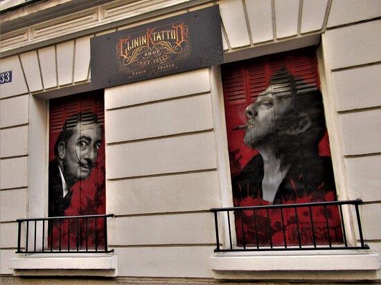 Dali et Gainsbourg