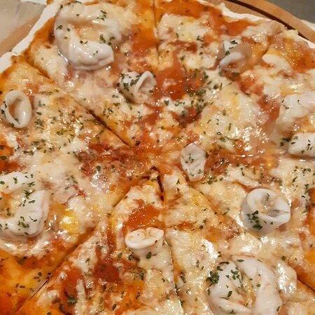 Pizza homemade 🍕♨️ Thai food,Europe food ,lsan food