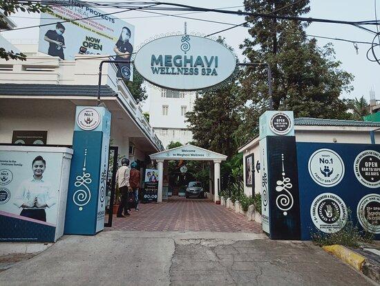 Meghavi Wellness Spa (Film Nagar)