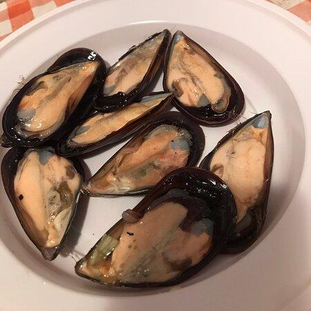 Cagliari dopo tanto tempo sono ricomparsi i tartufi di mare che in coppia con le cozze sono un pasto sublime