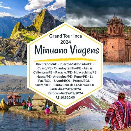 Crissiumal, RS: Grand Tour Inca 2024