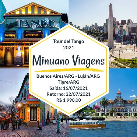 Crissiumal, RS: Tour del Tango 2021