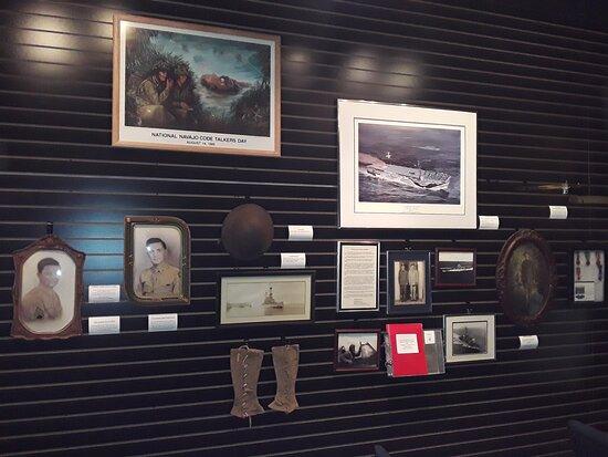 Oconee Military Museum At Patriots Hall