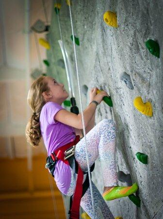 Μιρτλ Μπιτς, Νότια Καρολίνα: Vertical Ops Rock Climbing Wall