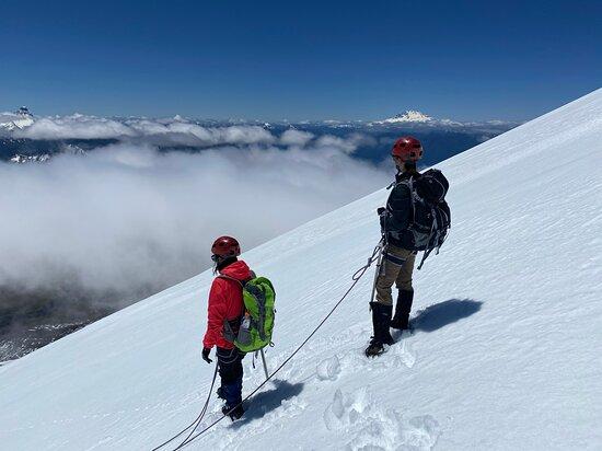 Osorno Volcano.: con la clau llenando nuestros ojos de wowness