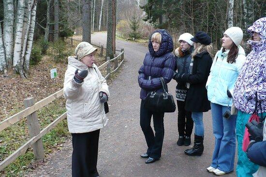 Селфи с нашими туристами