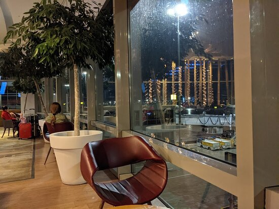 ISG Lounge