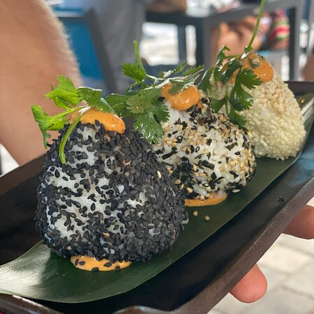 Great Asian Fusion in a Wynwood-style