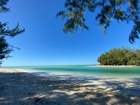 Russell Island Beach