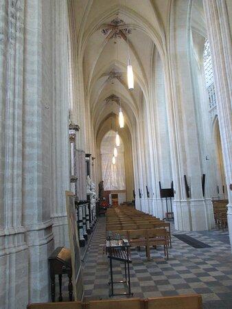 Leuven, Saint Peter's Church, nave