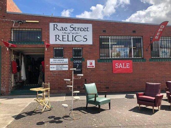 Rae Street Relics