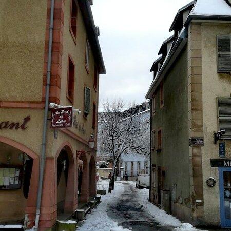 Belfort, France: ❄️❄️⛄