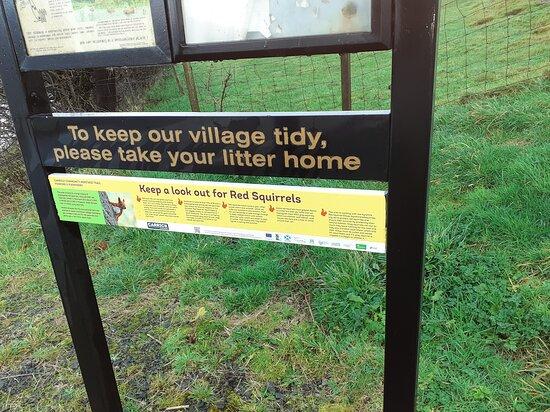 Carrick Heritage Trails