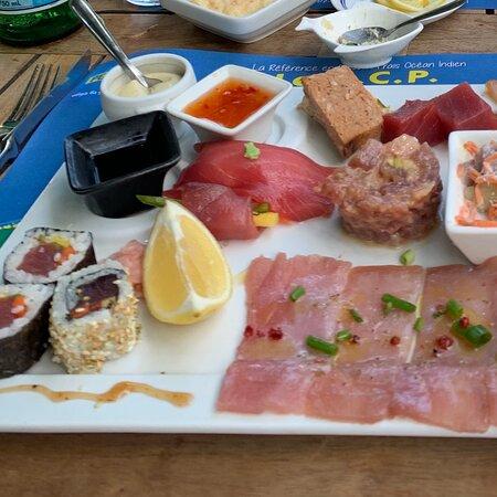 On a testé l'assiette de poisson