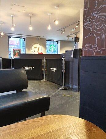 Starbucks in Ropewalks District