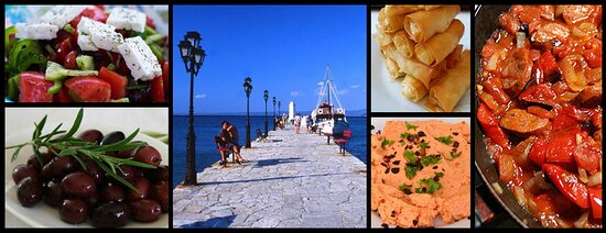 F - Greek Food Workshop