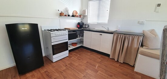 King Shack kitchen