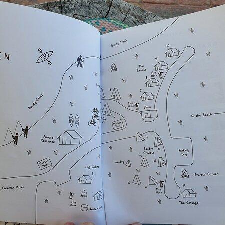 EC Village layout