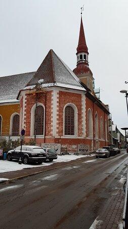 Elisabetskyrkan i Pärnu.