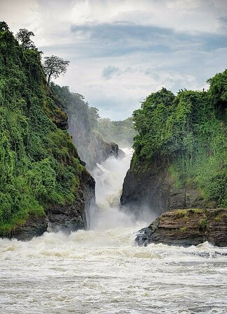 Murchison Falls National Park, Uganda: Murchison Falls 7