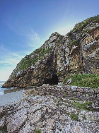 Ilha do Mel Praia das encantadas 🙌🏼💙