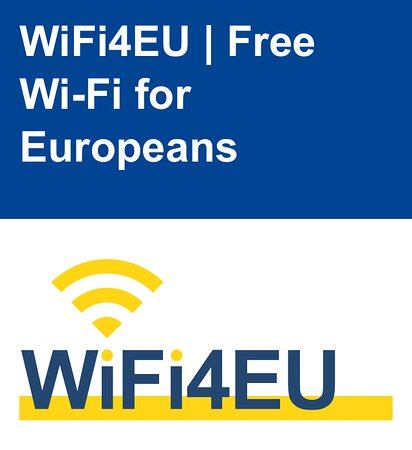 Selca, Croatia: Free Wi-Fi.