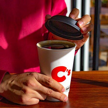 Café Americano Espresso empieza tu mañana de la mejor manera.