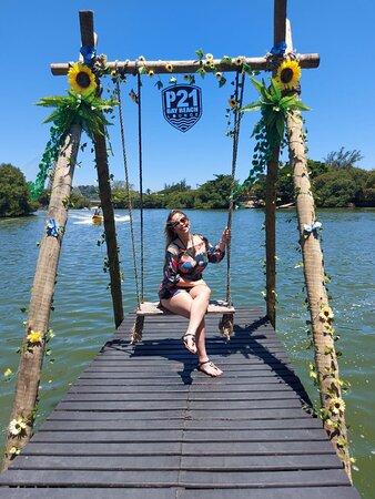 P21 beach lounge Barra da Tijuca  Rj Legalzinho