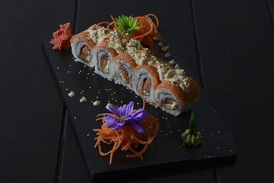 El mejor sushi de Cali